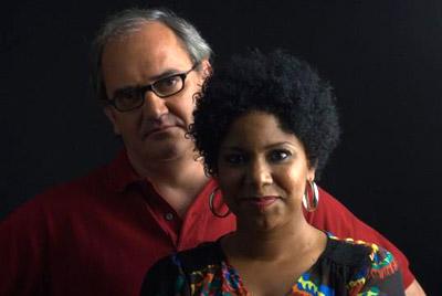 Manuel Paulo e Nancy Vieira