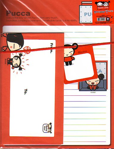 funny love pictures. Vooz Pucca Funny Love Letter