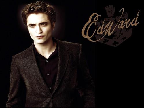 Edward Cullen Wallpaper by