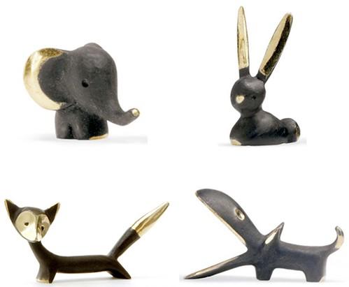 Bosse Brass Figures