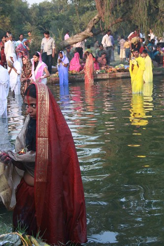 Photo Essay – Chhat Pooja, India Gate
