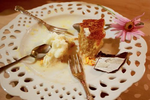 Tunison Orange Cake