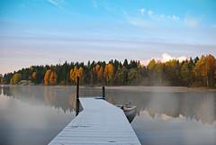 October morning at Vannsjø