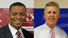 Candidates for Charlotte Mayor