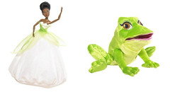 Transforming Princess-to-Frog Tiana Doll (Christo3furr) Tags: doll princess frog tiana transforming mattel disneys princesstofrog