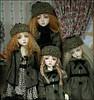 TweedCoats_BP2 (Dale Zentner) Tags: bjd dollstown