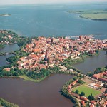 Stralsund: View on the Historic Centre