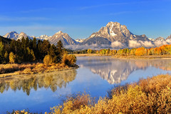 Grand Teton National Park - Wyoming (rlange4467) Tags: reflections nikon bravo grand wyoming tetons wy coth greatphotographers supershot likethis itsawonderfulworld mywinners colorphotoaward d700 theunforgettablepictures goldstaraward winnr dragondaggerphoto dragondaggeraward coth5 flickraward5 flickrsportal onlythebestofnature flickrawardgallery
