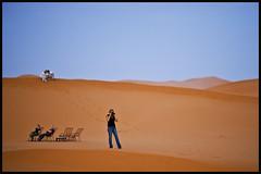 Doing Your Own Thing (seagr112) Tags: sahara sand desert dunes morocco maroc merzouga ergchebbi sonya900 minolta20028apo