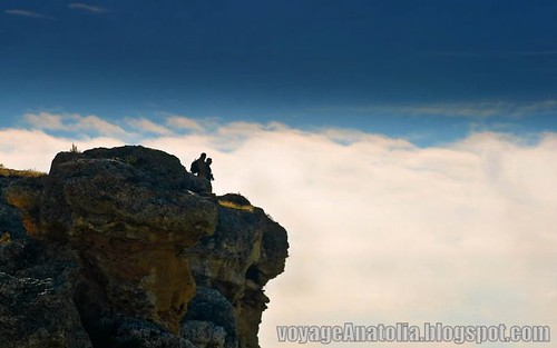 Above the Clouds by voyageAnatolia