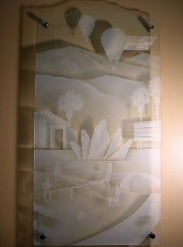 etched glass wall art sculpture palm desert history 4 & Flickriver: Sans Soucie Art Glass Studios Inc.u0027s photos tagged with ...