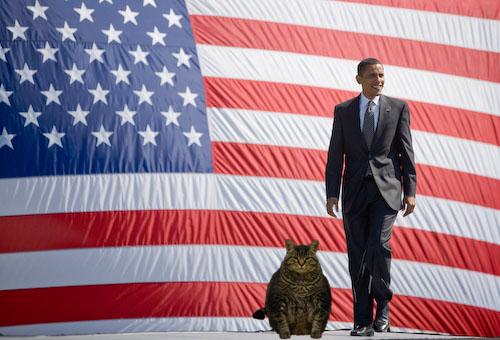 Parker and Obama