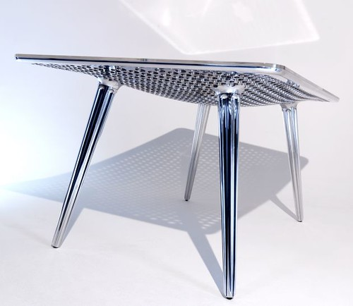 The Colander Table – Limited Edition Table Design by Daniel Rohr