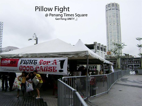 Pillow Fight 6