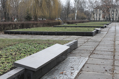 Graves of the Fallen Warriors