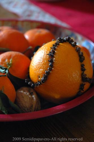 Arancia e mandarini