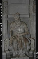 Moises de Miguel Angel / Moises Sculpture (Asi75er) Tags: travel italy sculpture rome roma art statue europa europe italia arte escultura moises acuarela miguelangel estatua waterproof marmol michelangelobuonarroti sanpietroinvincoli