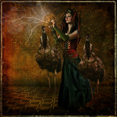 Steam Punk Queen... (by  JoesSistah...)