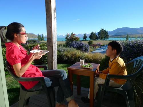 Mount Cook and Tasman
