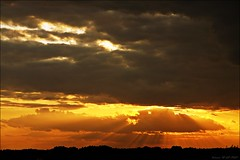 021254 - Sobki - 18.08.2009 19:28 (Nenuu.) Tags: sky landscape poland polska niebo lato krajobraz zelów sobki