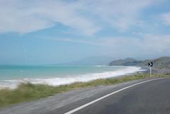 DSC_0489 (Before The Music Dies) Tags: travel sea newzealand nz southisland sh1