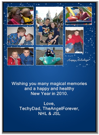 2009 Holiday Card