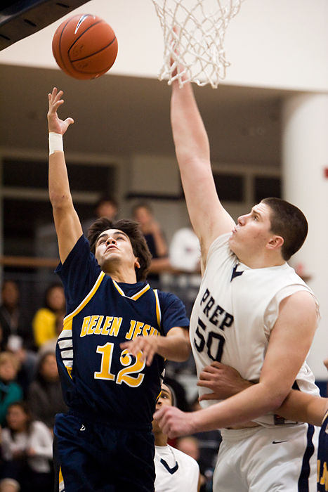 Belen Jesuit Georgetown Prep Basketball