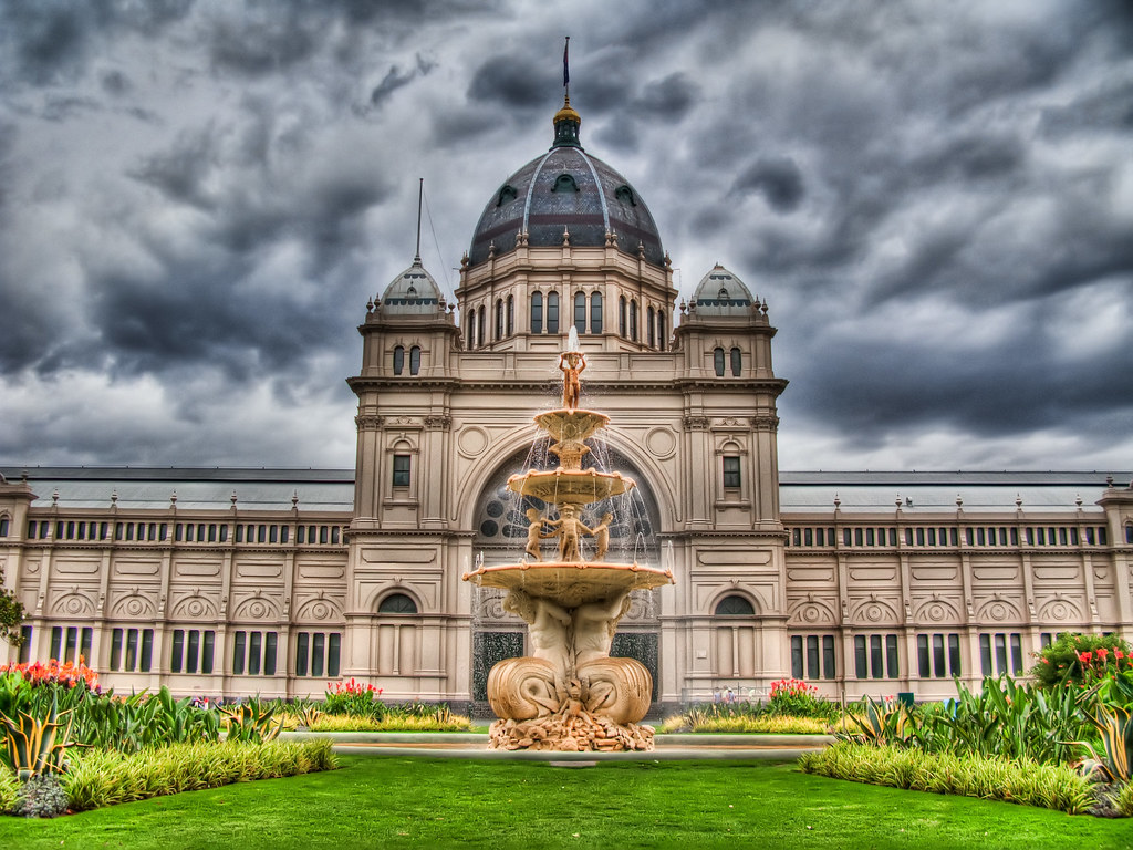 The Grandeur of Royal Exhibition Building