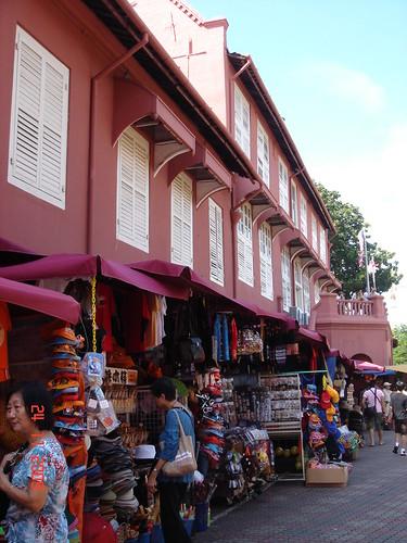 DSC01747 Souvenir Stalls near Stadthuys , Melaka