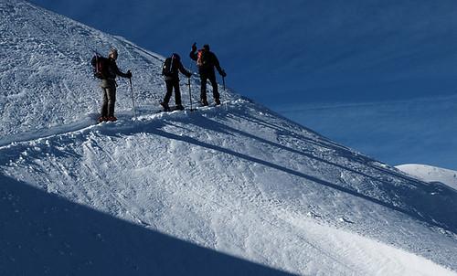 Salita Monte Tambura Alpi Apuane