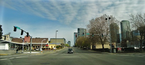 Bellevue Way at Main Street