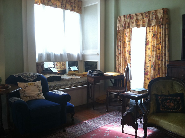 Margaret Mitchell's sitting room