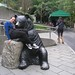 Taipei Zoo Bear Sculpture