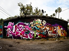 ruets, rime, revok () Tags: graffiti los al angeles joe otr jersey awr msk rime seventh revok pdb letterl tsl ruets t7l