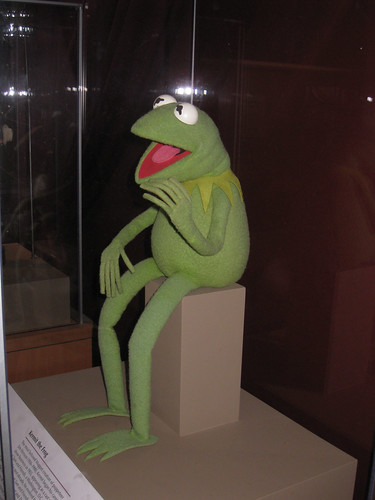 Kermit by alumroot