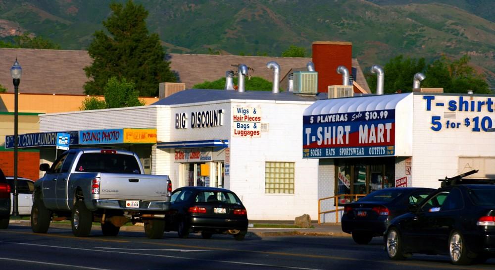 Woodshed Salt Lake City