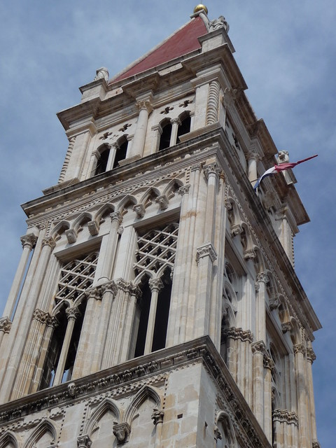 The church of St. Lawrence, Trogir