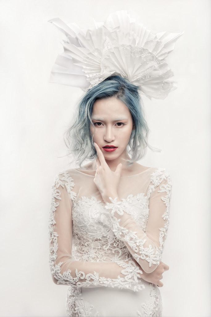 自助婚紗,人像創作,哈利攝影棚,Pèiyii-Merllyoni-Chen,小美