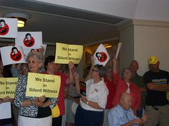 Sally Kern's Anti-Oklahoma Proclamation signing