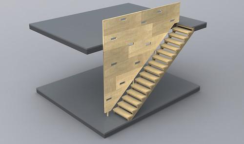 Postgreen Homes Stair Designs100K House Blog