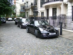 Porsche 997 Turbo Cabrio (Damors) Tags: park london car spur flying 911 basement royal continental convertible exotic turbo porsche lane tc cabrio morten bentley kk 57 concepts 997 maybach exoticsonroad schwend