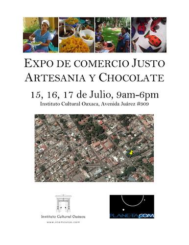 Expo de Comercio Justo Oaxaca