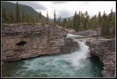 Elbow Falls (ruslicus) Tags: wild mountains nature kananaskis pond long exposure allen stones falls filter elbow nd creeks gradual d40 allenbillpond abigfave concordians