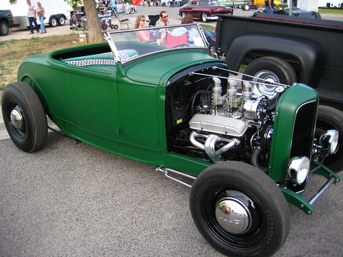 07.10.09 Bo Huff Car Show