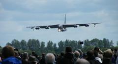 Boeing B-52H Stratofortress (Steve Roe) Tags: tattoo air airshow boeing b52 fairford riat royalinternationalairtattoo nosale stratofortress b52h fairfordairshow boeingb52hstratofortress riat2009 royalinternationalairtattoo2009