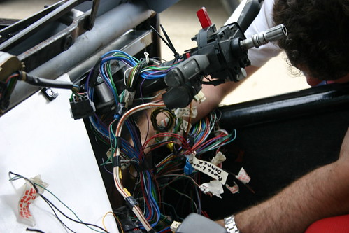 Ignition wiring