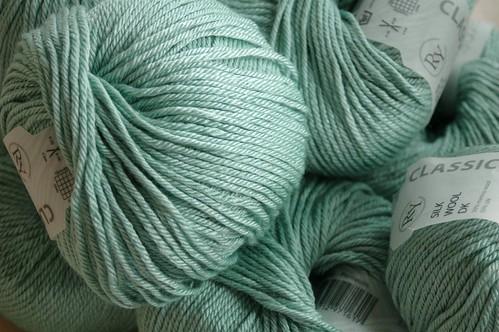 Rowan Classic Silk Wool