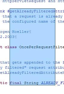 Wybór obszaru tekstu w Eclipse 3.5