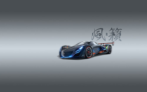 mazda furai wallpaper. Mazda Furai Wallpaper N!