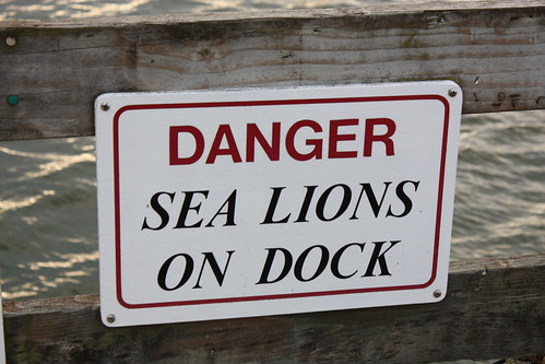 Best. Danger. Sign. Ever.